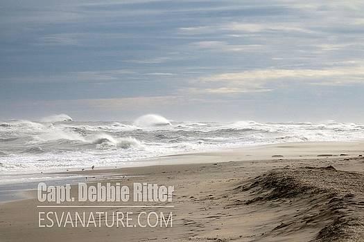 Ocean Hurricane 3870 by Captain Debbie Ritter