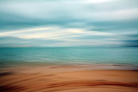 Ocean impressions by Ines Leonardo