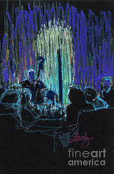 Ocean Lounge Jazz Night by Candace Lovely