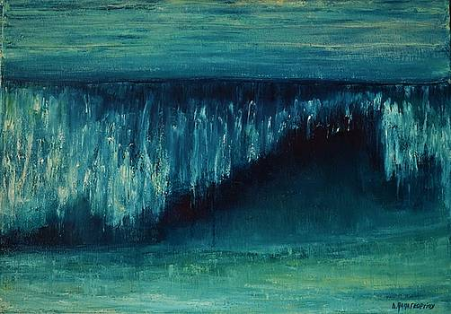 Ocean Motion 1 by Dimitra Papageorgiou
