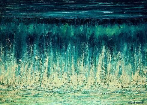 Ocean Motion 2 by Dimitra Papageorgiou