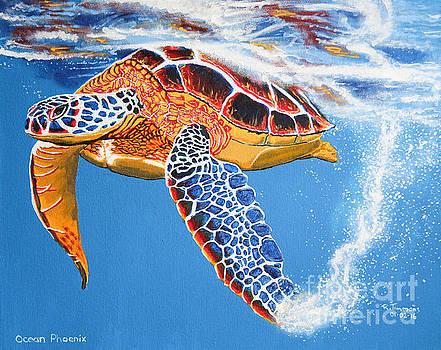 Ocean Phoenix by Robert Timmons