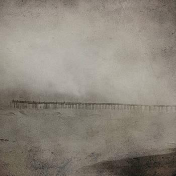 Ocean Pier by Sharon Kalstek-Coty