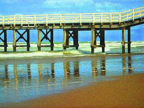 Virginia Palomeque - Ocean Pier