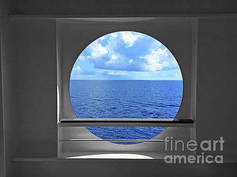 Jost Houk - Ocean Porthole