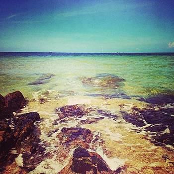 #ocean #sea #seaside #beach #waves by Kang Choon Wong