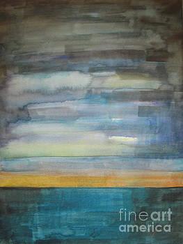 Ocean Storm by Vesna Antic
