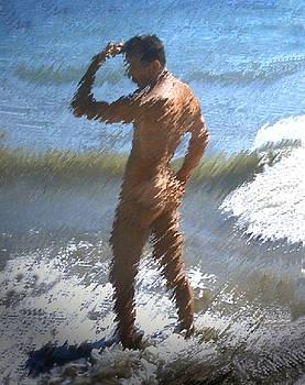 Ocean Thoughts by Kurt Van Wagner