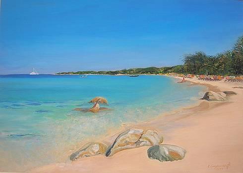 Ocean tresures by Ewald Smykomsky