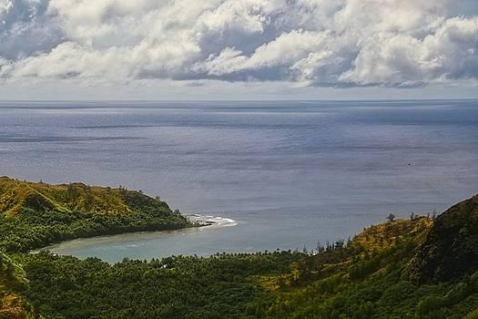 Ocean View by Byron Fair