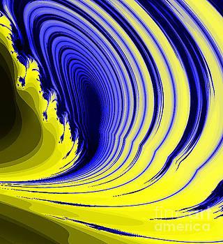 Ocean Wave by Geraldine DeBoer