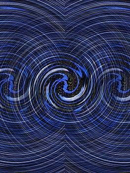 Ocean Waves by Dietmar Scherf