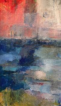 Ocean Waves by Trish Vevera