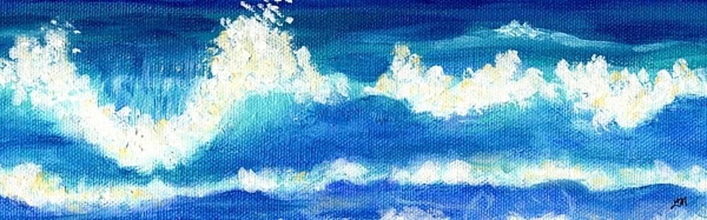 Linda Mears - Ocean Waves Two