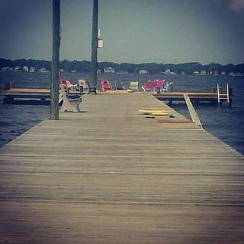 #oceangate #pier #beach #chairs #summer by Melanie Conway