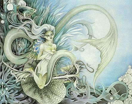 Oceanid Faeries by Ora  Moon