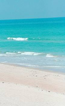 Ocean's Blue by Rachelle Johnston