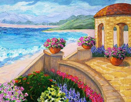 Ocean's Edge by Rosie Sherman