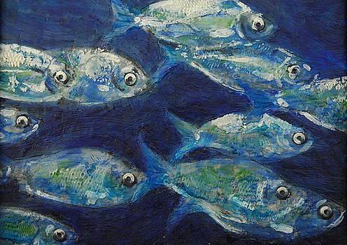 Ocean's Eleven by Sarah Taylor Ko