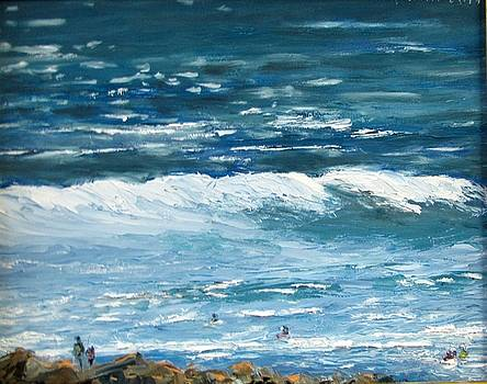 Oceanside 3 O'clock by Boris Garibyan