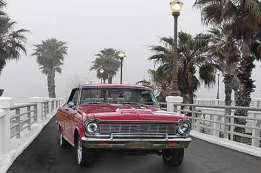 Oceanside Chevy 2  by Bill Dutting