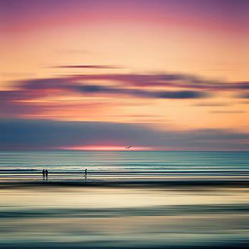 Oceanside Serenity by Dirk Wuestenhagen
