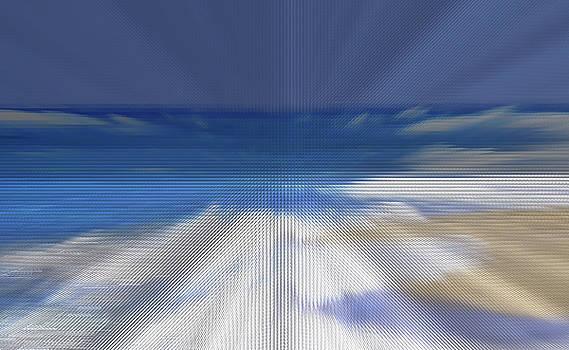 Oceanview Drama Stylized by Maria Keady
