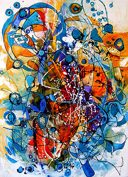 Ochi de cer by Elena Bissinger