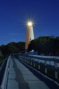 Ocracoke Night by Jeff Burcher
