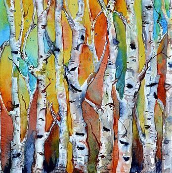 October Forest by Beverley Harper Tinsley