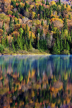 October Mirror by Mircea Costina Photography
