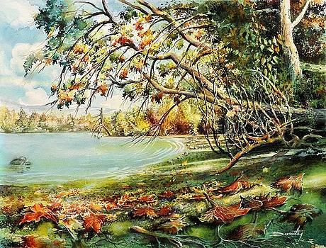 October-Rocky Pont Park by Dumitru Barliga