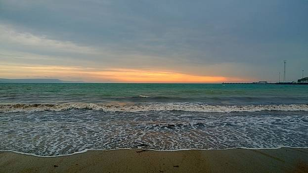 October Sunrise by Anne Kotan