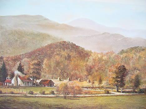 October Wonderland by Charles Roy Smith