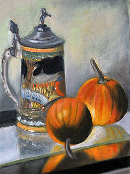 Octoberfest by Gayle Bell