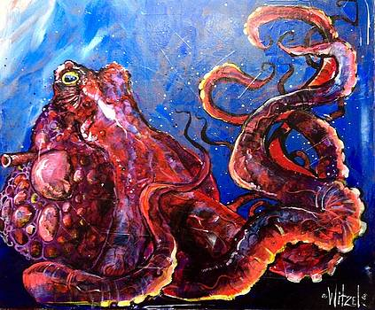 Octopi Why by Witzel Art