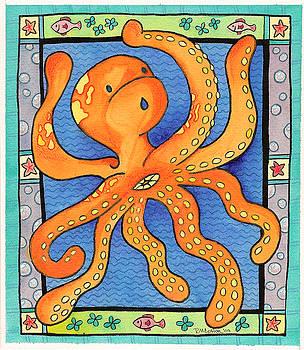 Octopus Jewels by Rachel Cotton