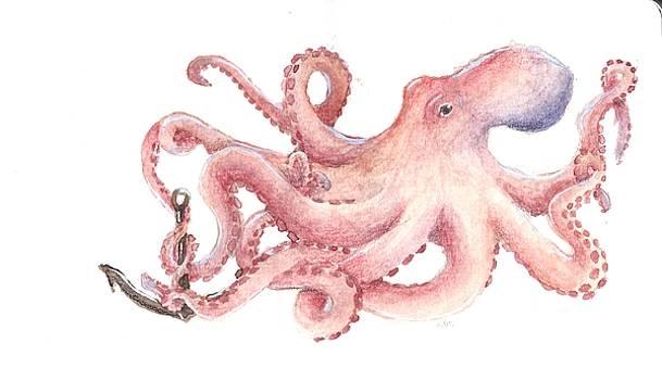 Octopus by Noemi N