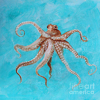 Octopus by Robin Maria Pedrero