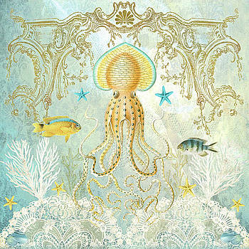 Octopus  by Wendy Paula Patterson