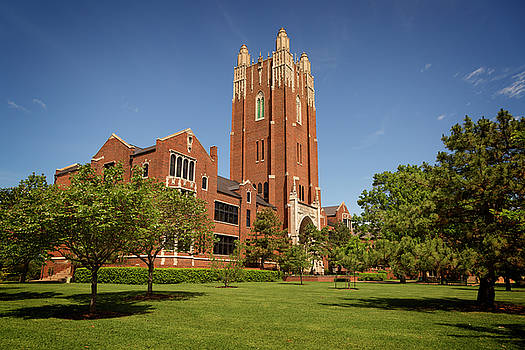 Ricky Barnard - OCU Campus