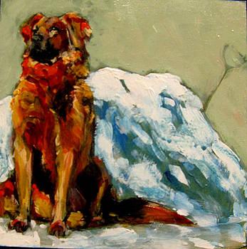 O.D. on Snow by Michelle Winnie