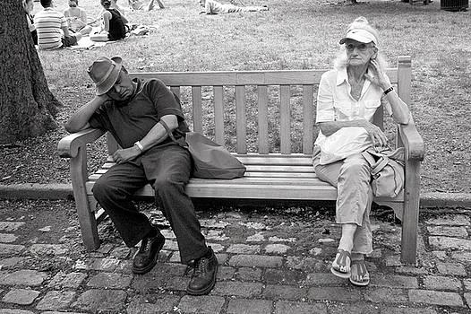 Odd Couple by David Oakill