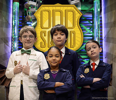 Odd Squad Artwork For Sale Los Angeles Ca United States