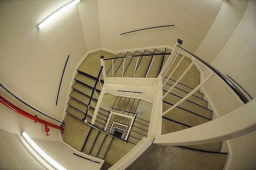 Ode to M.C. Escher by Jon Benson