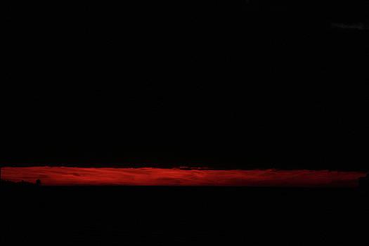 Ode to Rothko by Carol Kinkead