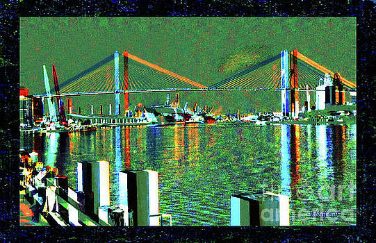 Aberjhani - Of Time and the Savannah River Bridge
