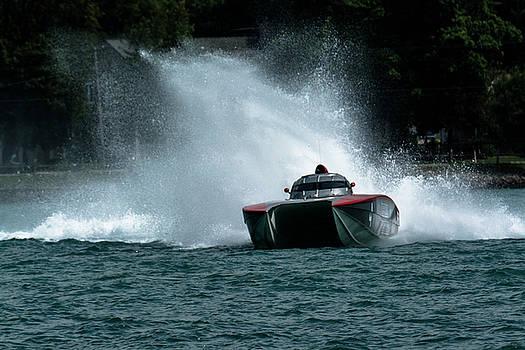 Randy J Heath - Off Shore Racing