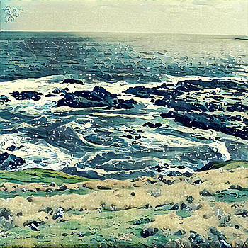 Off the Coast of Australia by Unhinged Artistry