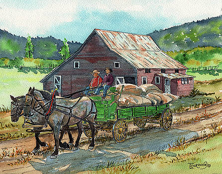 Off to market by Timithy L Gordon